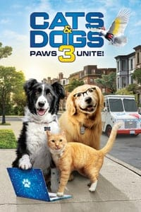 Cats & Dogs 3: Paws Unite (2020)