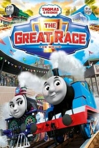 Thomas and Friends: The Great Race (2016)