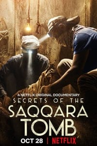 Secrets of the Saqqara Tomb (2020)