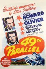 Nonton Film 49th Parallel (1941) Subtitle Indonesia Streaming Movie Download