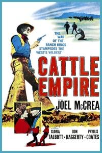Cattle Empire (1958)
