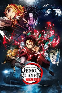 Demon Slayer –Kimetsu no Yaiba– The Movie: Mugen Train (2020)