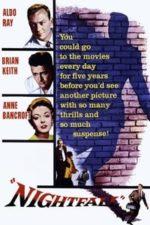 Nonton Film Nightfall (1956) Subtitle Indonesia Streaming Movie Download