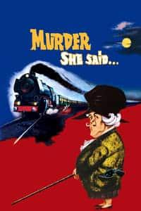 Murder She Said (1961)