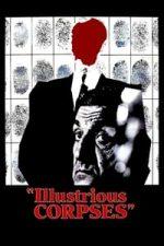 Nonton Film Illustrious Corpses (1976) Subtitle Indonesia Streaming Movie Download