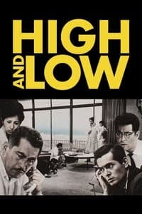 Nonton Film High and Low (1963) Subtitle Indonesia Streaming Movie Download