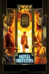 Nonton Film Hotel Artemis (2018) Subtitle Indonesia Streaming Movie Download