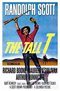 Nonton Film The Tall T (1957) Subtitle Indonesia Streaming Movie Download