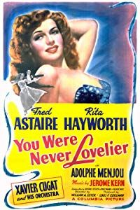 Nonton Film You Were Never Lovelier (1942) Subtitle Indonesia Streaming Movie Download