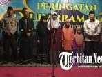 Semarak Peringatan Tahun Baru Islam 1441 H di Kecamatan Kresek Tangerang