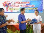 40 Pelatih Taekwondo Salatiga Ditatar Ilmu Baru