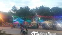 Taman Desa Aek Raso Labusel Menambah Ekonomi Warga Dan Sekaligus Tempat Bersantai