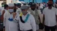 Antusias Warga Sula 'Tak Terbendung: Sambut Kedatangan Paslon Zulfahri-Ismail