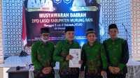 Rahmanto Muhidin Lanjutkan Estafet Kepemimpinan Ketua DPD Lasqi Mura Periode 2020-2024