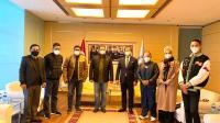 Ketua MPR Bertemu Duta Besar RI di Turki