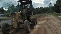 Tahun Ini, Jalan Kaporo – Capalulu  Tersentuh Aspal