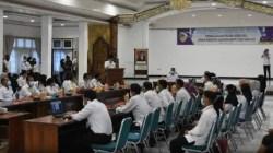 Evaluasi Pengadaan/Pembekalan ASN (CPNS) Lingkup Pemkab Barito Utara