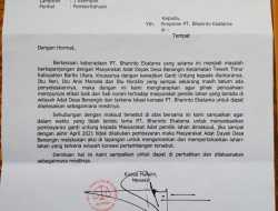 Lawan PT BEK, Tiga Warga Desa Benangen Gandeng Konsultan Dan Hukum DR. Drs Dagut SH.MT Dan Rekan.