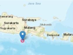 Gempa 6,7 SR : Di Rasa Sampai Ke Kepulauan Sapudi Sumenep