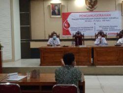 Pemkab Bondowoso Apresiasi dan Beri Penghargaan Kepada Pendonor Darah Ratusan Kali