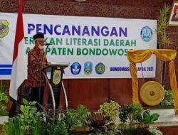 Gerakan Literasi Daerah, Upaya Menumbuhkan Minat Baca Masyarakat Bondowoso