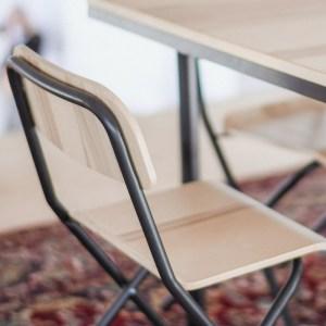 Reformas en Alicante de Carpintería tereformamos.es Detalle silla cocina