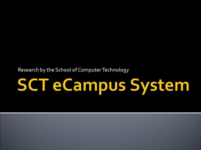 sct_ecampus_system
