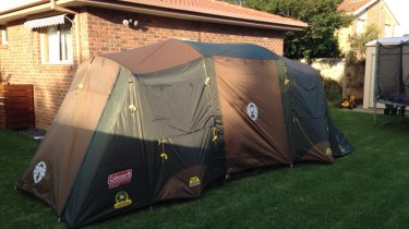 the best attitude d63d9 1536f Camping equipment – Coleman Instant NorthStar 10P review ...
