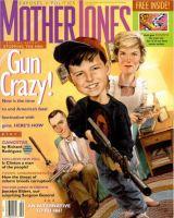 1994 - Mother Jones (Jan-Feb) Cover