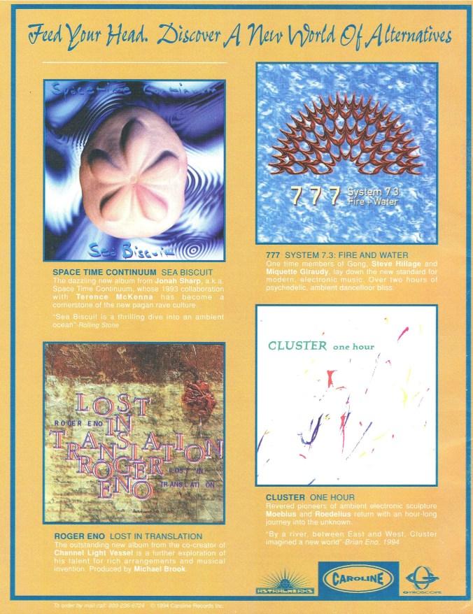 Magical Blend #46 (April 1995) 002