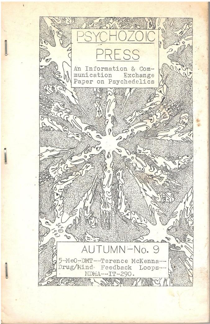 Psychozoic Press #9 001