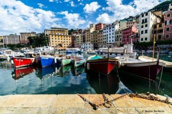 Colorfull - Camogli, Genova