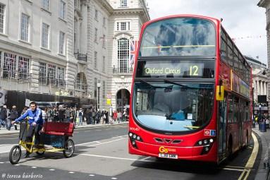 London rickshaw