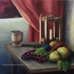 oil painting canvas art