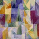 Windows Open Simultaneously by Robert Delaunay