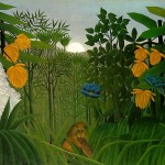 example of naive art
