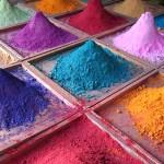 oil paint pigment