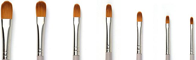 Types Of Artist Brushes For Oil Painting Teresa Bernard Oil Paintings