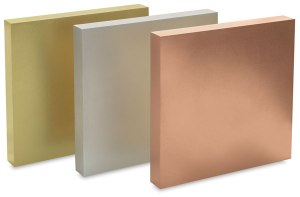 metal fine art panel boards