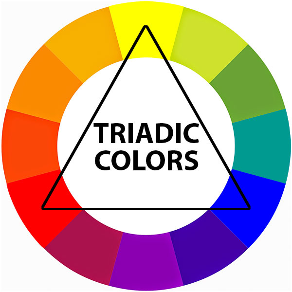 Color Triad 28 Images Triadic Paint Color Wheel Exle