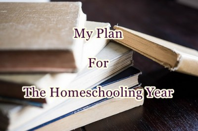 Year round homeschooling schedule and curricula plan