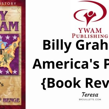 Billy Graham: America's Pastor {Book Review}