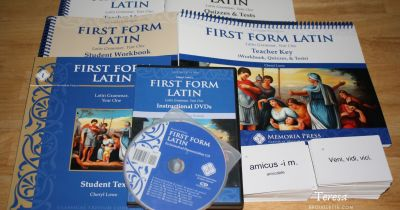First Form Latin Complete Set