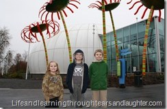 Seattle Attractions ~ Homeschool Style