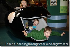 Review of Seattle attractions for kids