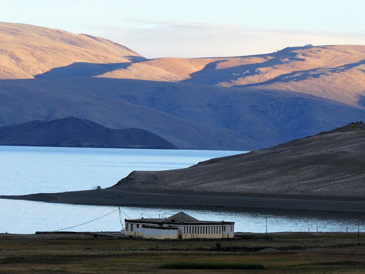 Tsomorori Lake, Ladakh, India
