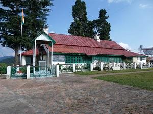 Gandhi Ashram and Museum, Kausani, Himalayan India
