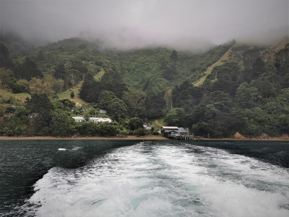 Ligar Bay, Marlborough Sounds