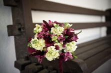 Bridal Bouquet by Teresa Soleau - photography by luluphoto