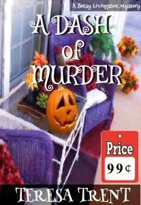 Book Cover: A Dash of Murder